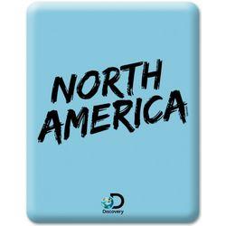 North America Logo iPad Case