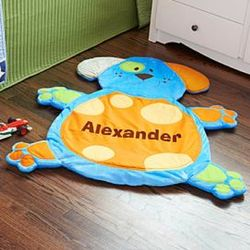 Animal Shaped Personalized Play Mat