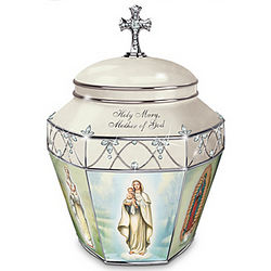 Mary, Mother of Divine Peace Musical Prayer Box