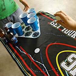 Beer Pong Portable Game