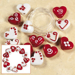 Heart Glass Bracelet Kit