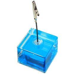 Liquid Wave Memo Holder