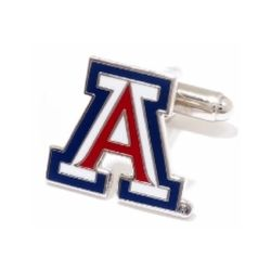University of Arizona Wildcats Enamel Cufflinks