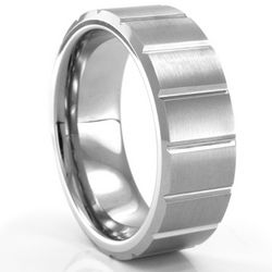 Men's Cordoba Tungsten Carbide Ring
