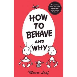 How to Behave and Why Book for Kids