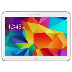 Samsung 16GB 10.1 Inch White Android 4.4 Kitkat Galaxy Tab 4