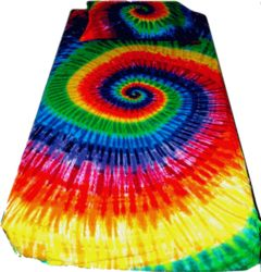 Tie Dye Bedding Set