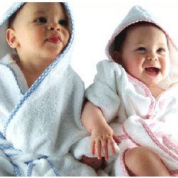 Personalized Baby Luxury Bath Robe