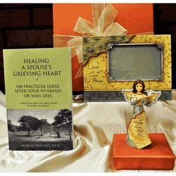 Beloved Wife Sympathy Gift Basket