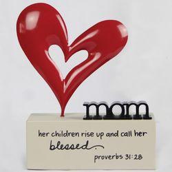 Blessed Mom Memorial Sculpture