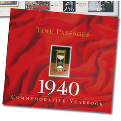 Time Passages Yearbook 1938-2000