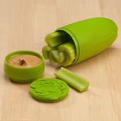 Celery and Dip to Go Container