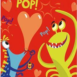 Funny Valentine 28-Card Super Packs