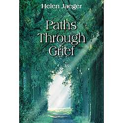 Paths Through Grief Hardcover Book