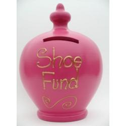 Shoe Fund Money Pot