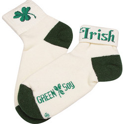 Irish 'Soy' Socks