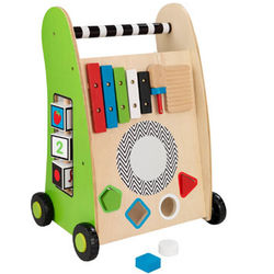 Push Along Play Cart and Activity Center
