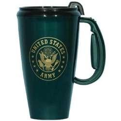 US Army Green Travel Mug