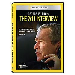 George Bush 9/11 Interview DVD