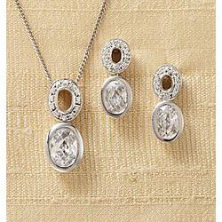 Irish Crystal Necklace