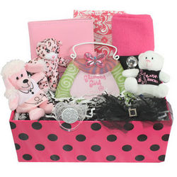 Baby's Glamour Girl Gift Set