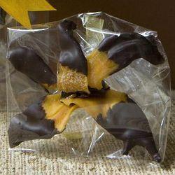 Chocolate Mango Orchid Bouquet