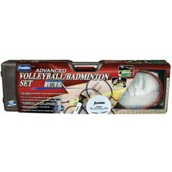 Advanced Volleyball and Badminton Set