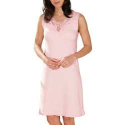 Lovely Lace Cotton Nightie