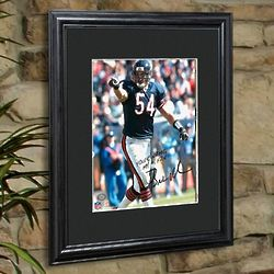 Personalized Framed NFL Autographed Picture