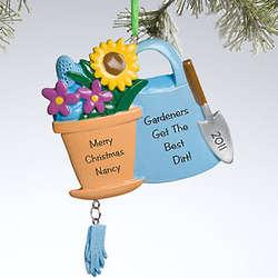 Personalized Garden Ornament