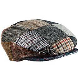 Irish Donegal Tweed Cap