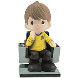 Captain Kirk Precious Moments Figurine