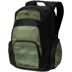 O'Neill On Point Camo Backpack