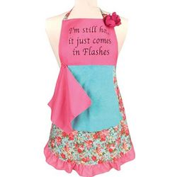 I'm Still Hot It Just Comes in Flashes Apron