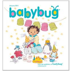 Babybug Magazine Subscription