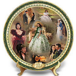 Gone With The Wind Masterpiece Edition Collector Plate