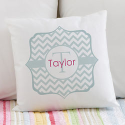 Kids' Personalized Throw Pillow