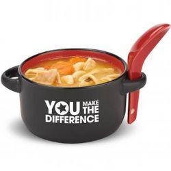Successories Appreciation Soup Mug & Spoon