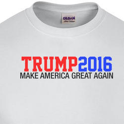 Trump 2016 Make America Great Again T-Shirt