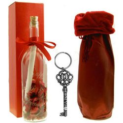 Sweetest Day Engraved Edition Message Bottle