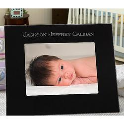 Personalized New Baby Digital Picture Frame