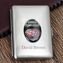 Personalized NFL Multi-Purpose Cardcase