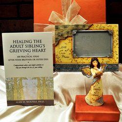 Beloved Sister Sympathy Gift Basket