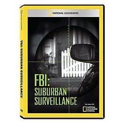 FBI Suburban Surveillance DVD