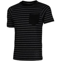 Black Sailor Stripe T-Shirt
