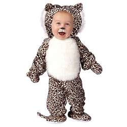 Your favorite little darling will be as adorable as can be when dressed in this sweet leopard costume. The plush costume includes a jumpsuit, hood, tail and mittens to create the purr-fect ensemble. More $31.99	 Kohl's 	MORE DETAIL