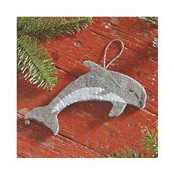 Good Karma Dolphin Ornament
