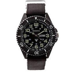 Big Black Ion Watch