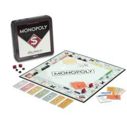 Monopoly Nostalgia Tin Edition