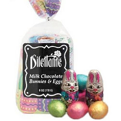 Milk Chocolate Easter Candy Bags